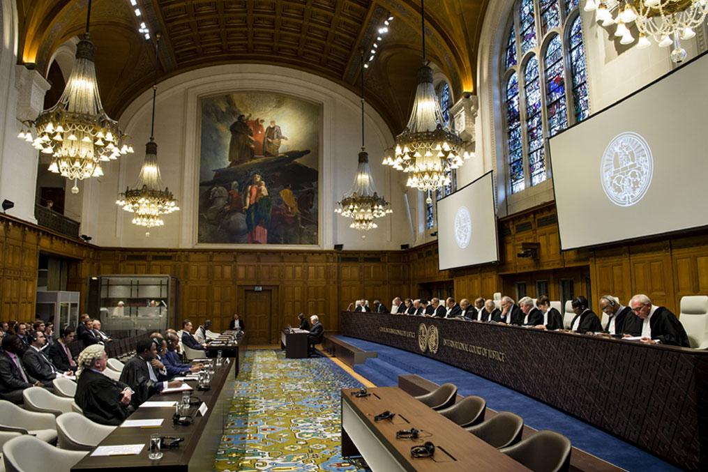 Порошенко расценил нынешнее  решение суда ООН как «многообещающее»