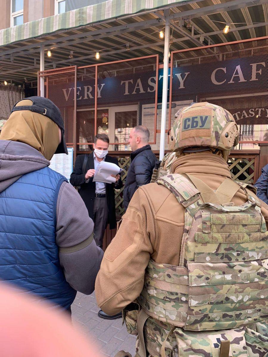 СБУ задержала сотрудников ГБР, фото / Публикации / Судебно-юридическая газета