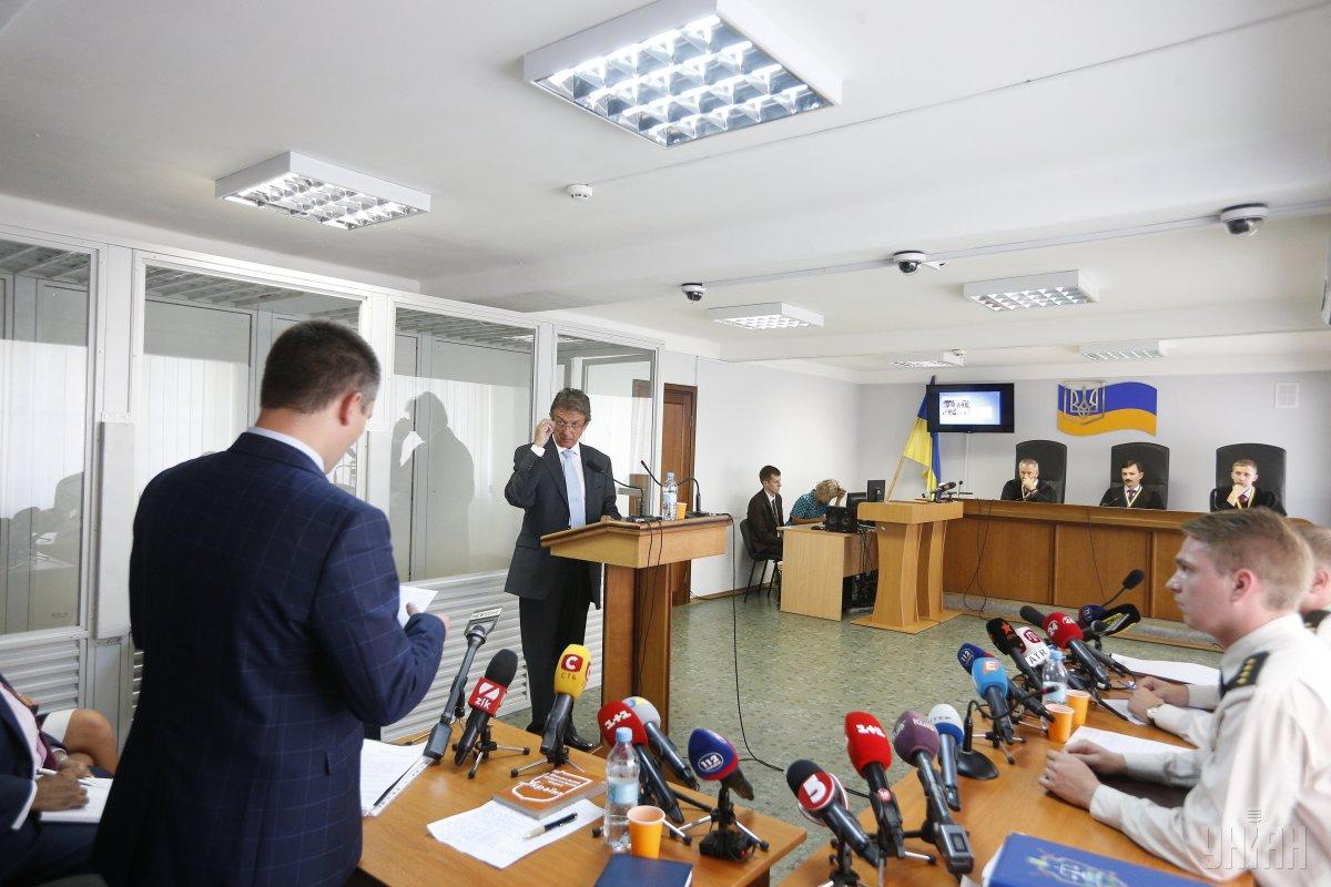Заседание по делу о госизмене Януковича суд продолжит 15 августа