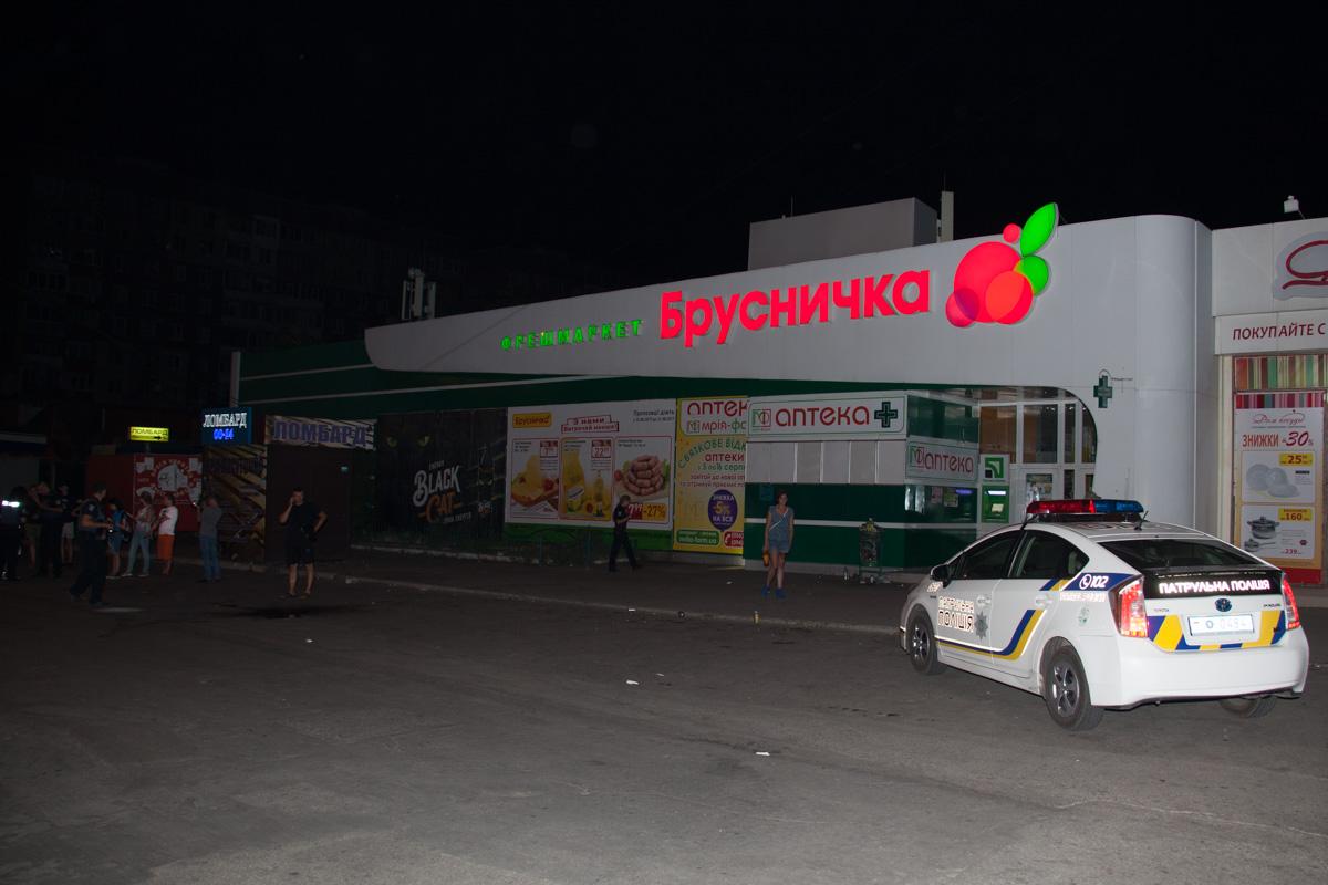 ВДнепре в итоге ночной стрельбы ранены трое мужчин