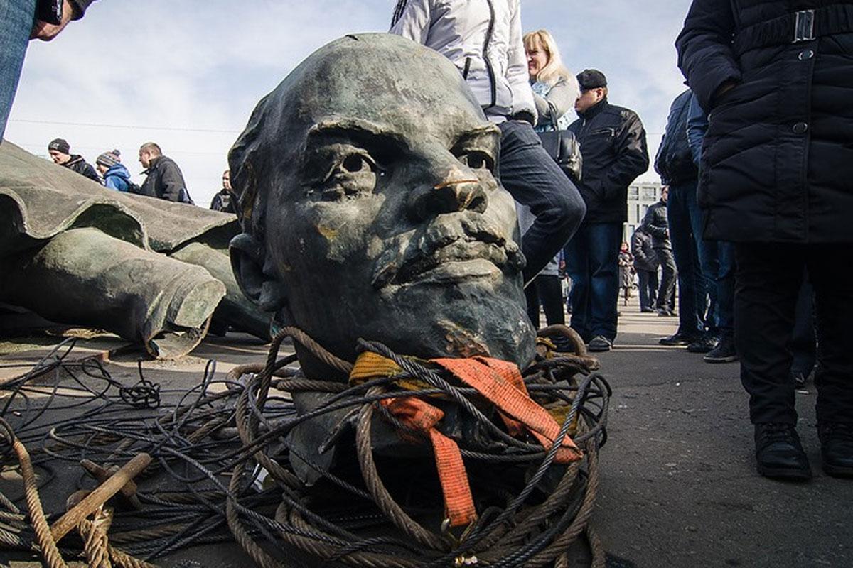В Киеве возведут Музей монументальной пропаганды