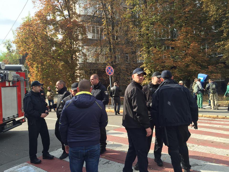Деканоидзе: Канадские полицейские хотят обучать украинских