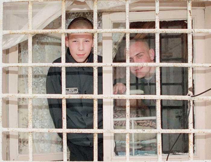 С какими болезнями сажают в тюрьму 21