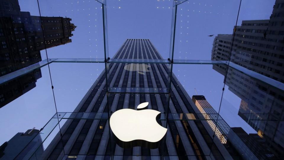 Apple официально «закрепилась» вгосударстве Украина
