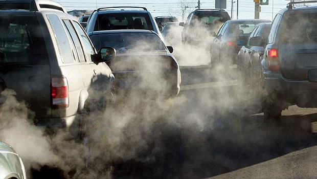ВКиеве отыскали превышения загрязнения воздуха