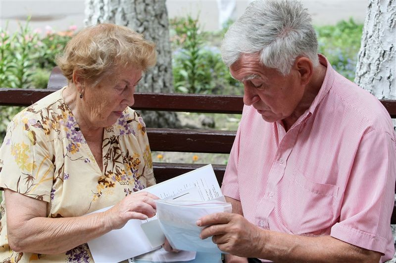 Новини України: Розмір пенсії  залежить від двох чинників