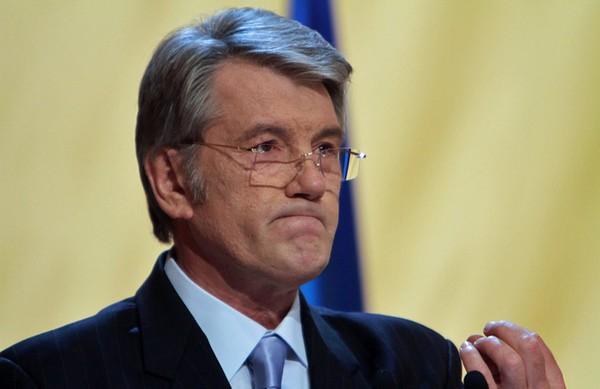 Ющенко назвал Донбасс самым слабым звеном государственного  единства Украины