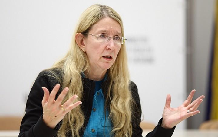 Вгосударстве Украина изменят систему снобжения деньгами первичной медицины,— Супрун