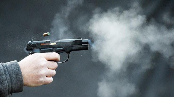 ВОдесской области мужчина расстрелял полицейского игражданских