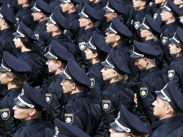 Милиция усилит меры безопасности вцентре украинской столицы 3