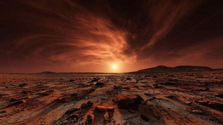 НАСА предлагает любым желающим отправить свое имя наМарс