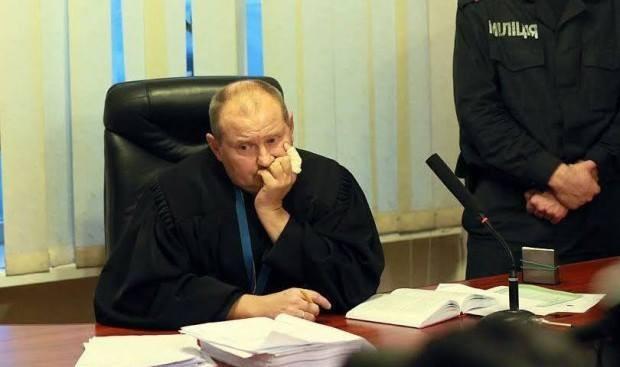 Высший совет правосудия временно отстранил Николая Чауса отдолжности