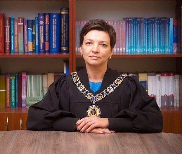 Кандидат в Верховный Суд привлечена к дисциплинарной ответственности