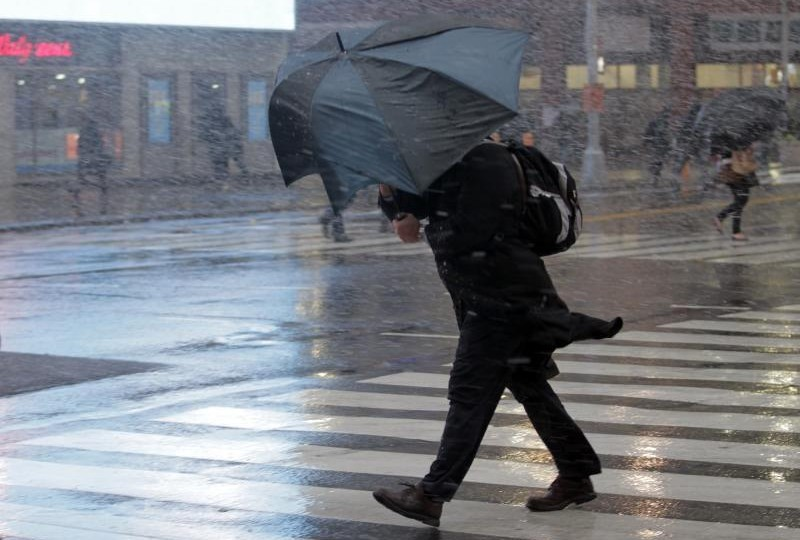 Всубботу вгосударстве Украина потеплеет до