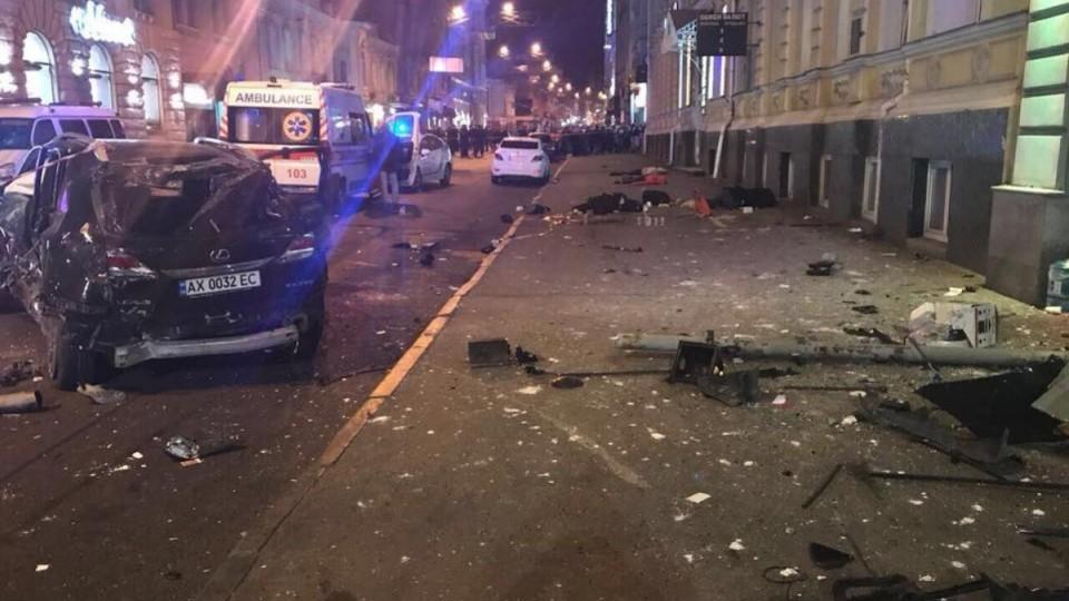 Харьковское ДТП: подозреваемая останется под стражей без права внесения залога