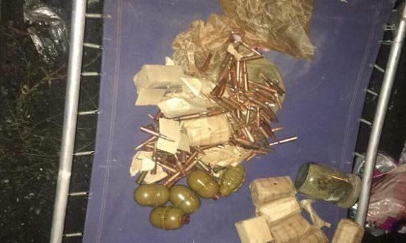 ВКиеве правоохранители изъяли умужчины практически 2 тысячи боеприпасов