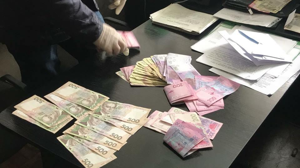 ВДнепропетровской области погорел навзятке управляющий клиники МВД