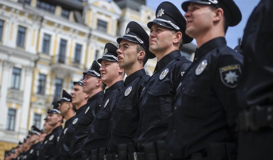Милиция украинской столицы иКиевской области перешла наусиленный режим работы