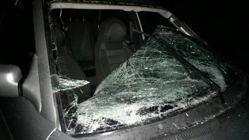 ВХарьковской области шофёр сбил четырех человек