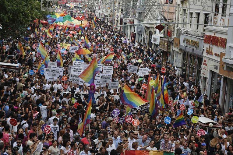 Марши геев запретили вАнкаре навсегда