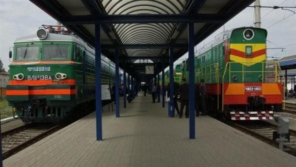 Луцк: «Укрзализныця» отменит поезд Киев