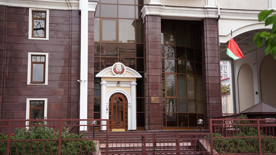 Беларусь объявила украинского дипломата персоной нон грата
