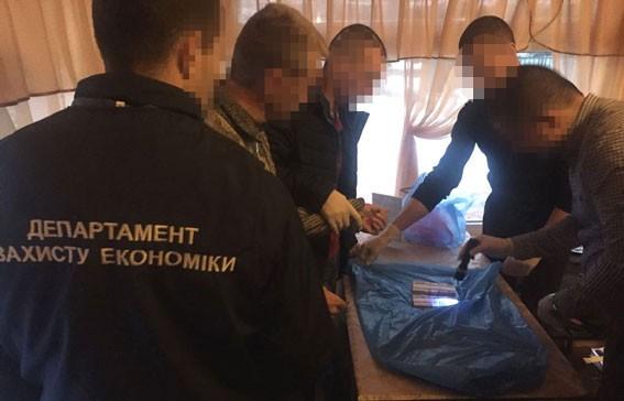 ВЛуганской области чиновник попался навзятке
