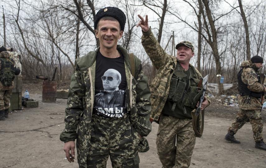 ВЛуганске распространяют призывы кобъединению сОРДО
