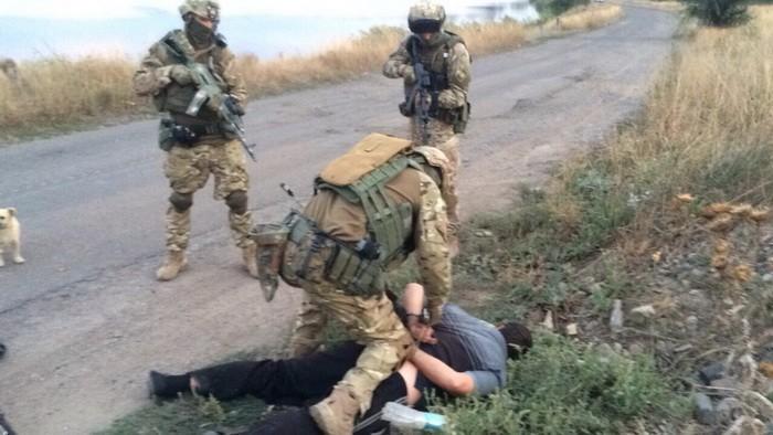 ВДонецкой области задержали боевика, который хотел служить вВСУ