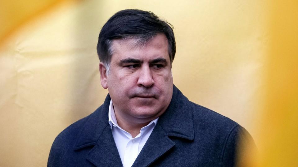 Сакварелидзе: Дома уСаакашвили проходят обыски