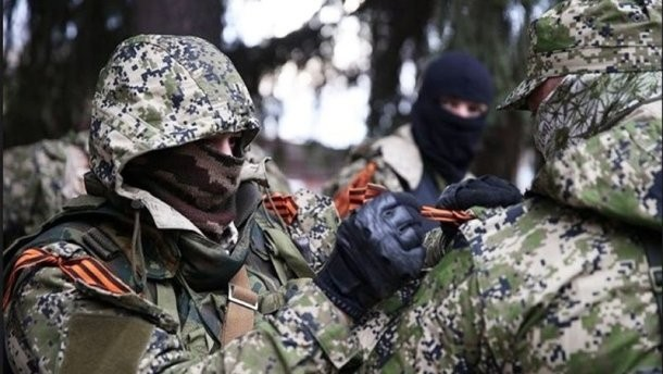 Очередного боевика по прозванию «Лысый» устранили наДонбассе