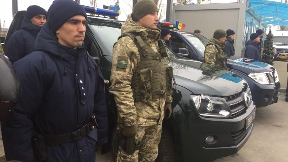Украина иМолдова ввели общий контроль напункте пропуска «Паланка»