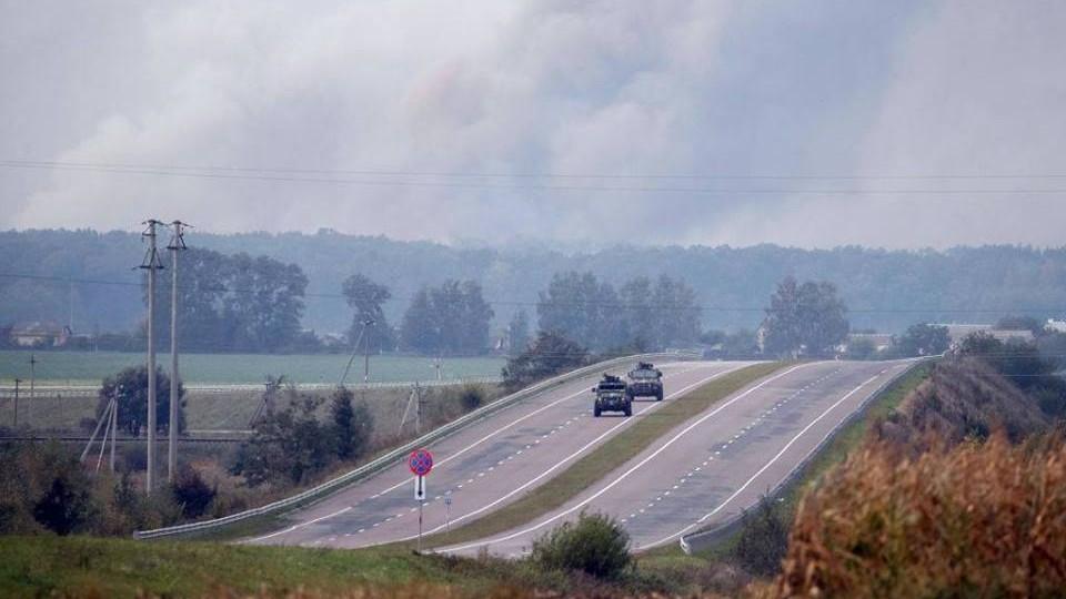 Взрывы вКалиновке: Гройсман объявил обокончании восстановления сел