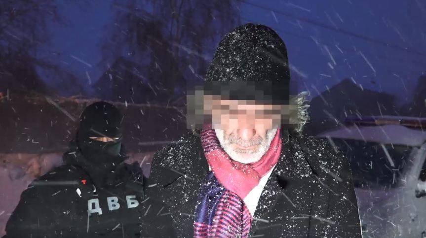 Милиция задержала наКиевщине уголовного авторитета изГрузии