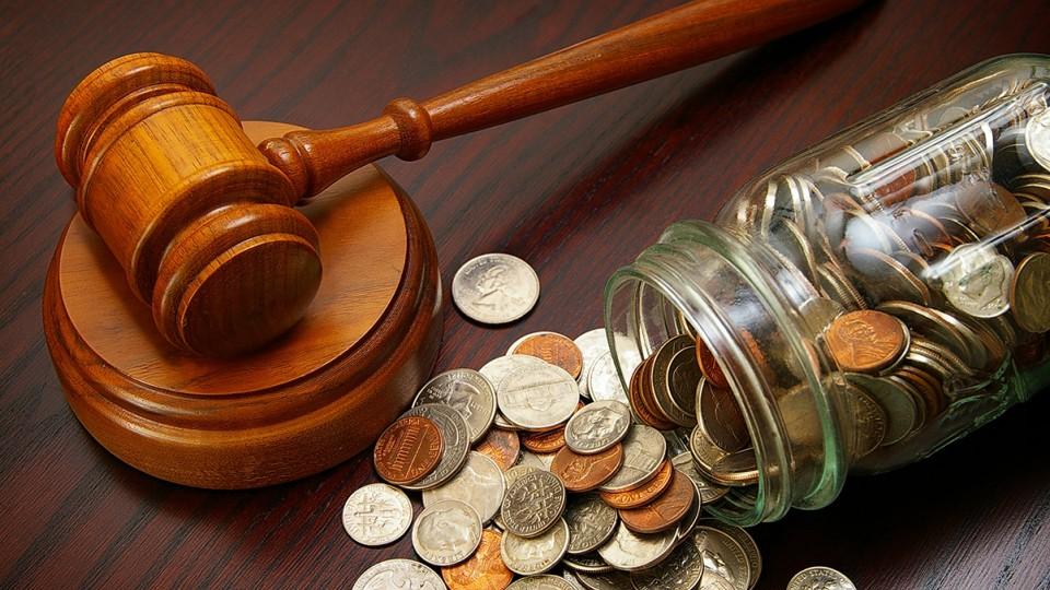 Как взыскать судебный збор после решения суда