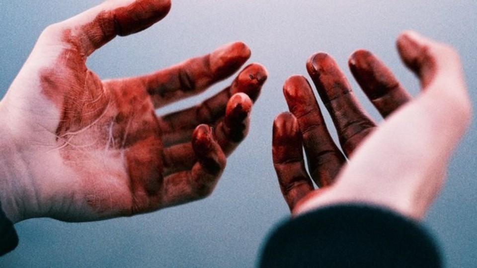 Ребенок смамой убил отца и упрятал тело вколодце