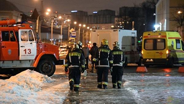 Пострадали 10 человек— Взрыв в северной столице