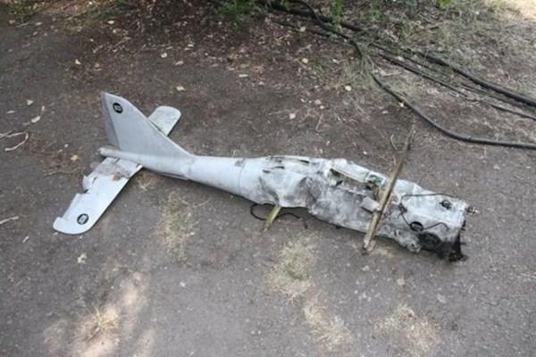 НаСветлодарской дуге силы АТО сбили русский беспилотник