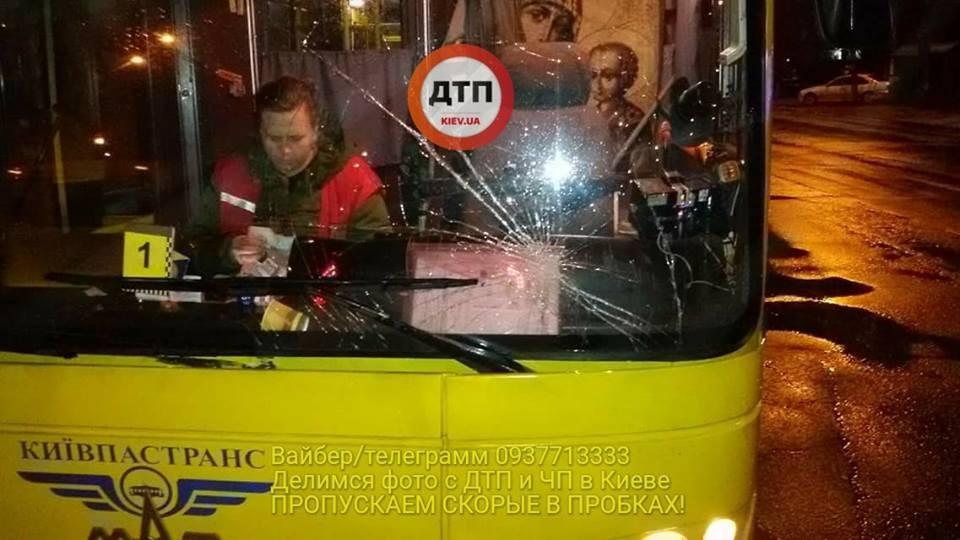 автобус сбил пешехода асино предки