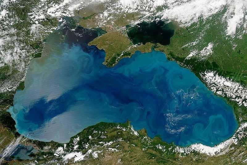Недра нашельфе Крыма уйдут смолотка