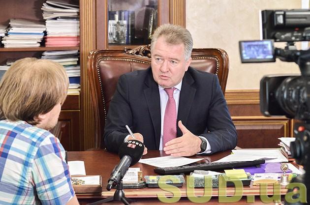 Глава ВСП Игорь Бенедисюк об оптимизации: определенная децентрализация пойдет судам на пользу