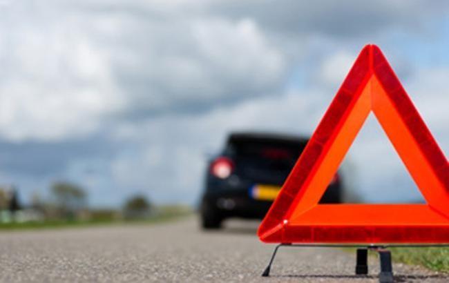 ВоЛьвовской области столкнулись два автомобиля: пострадали 7 человек