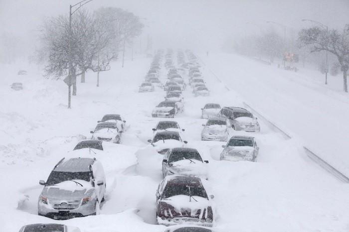 Синоптики передают: в государство Украину  надвигаются сильные морозы иснегопады