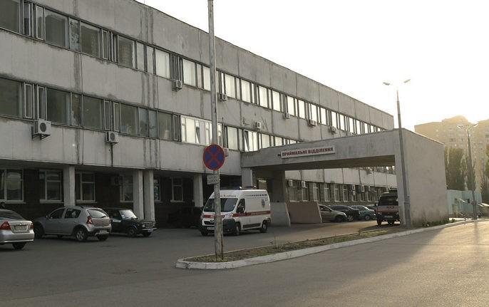 ВКиеве под стенами клиники  скончался  бомж, которого отказались лечить