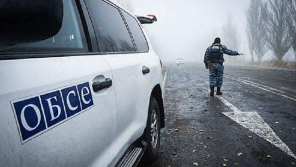 ОБСЕ: ВОРДО натерритории жилых районов есть военная техника