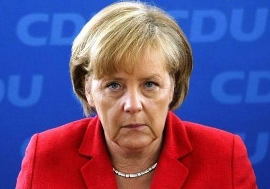 Меркель: Ответственность заХолокост несет Германия