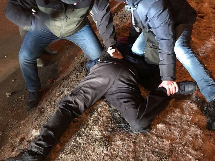 Навзятке попался главный госинспектор Киевской таможни