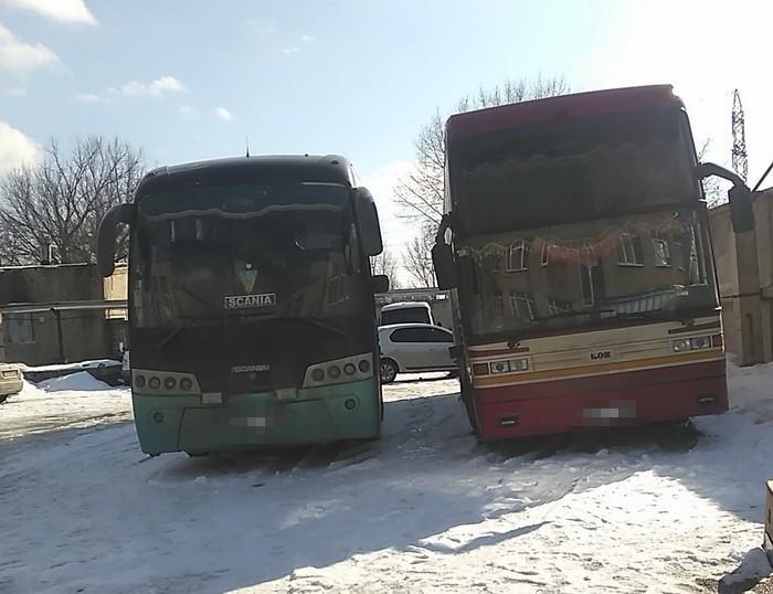 На «Гоптовке» задержали незаконных перевозчиков из«ЛНР»
