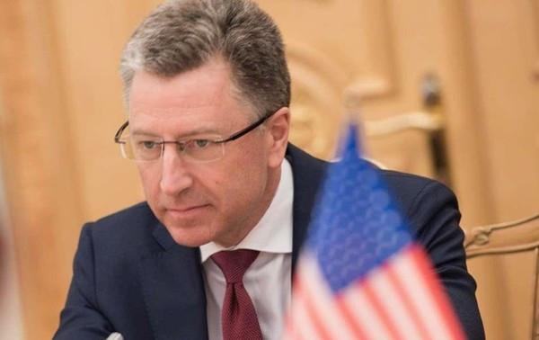 Волкер: РФдолжна забрать войска изДонбасса, чтобы «приблизить» ксебе государство Украину