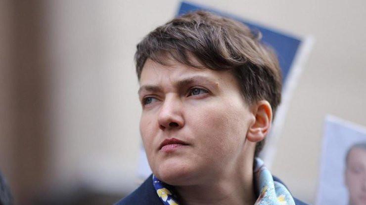 В «ЛНР» посоветовали предоставить политическое убежище для Савченко
